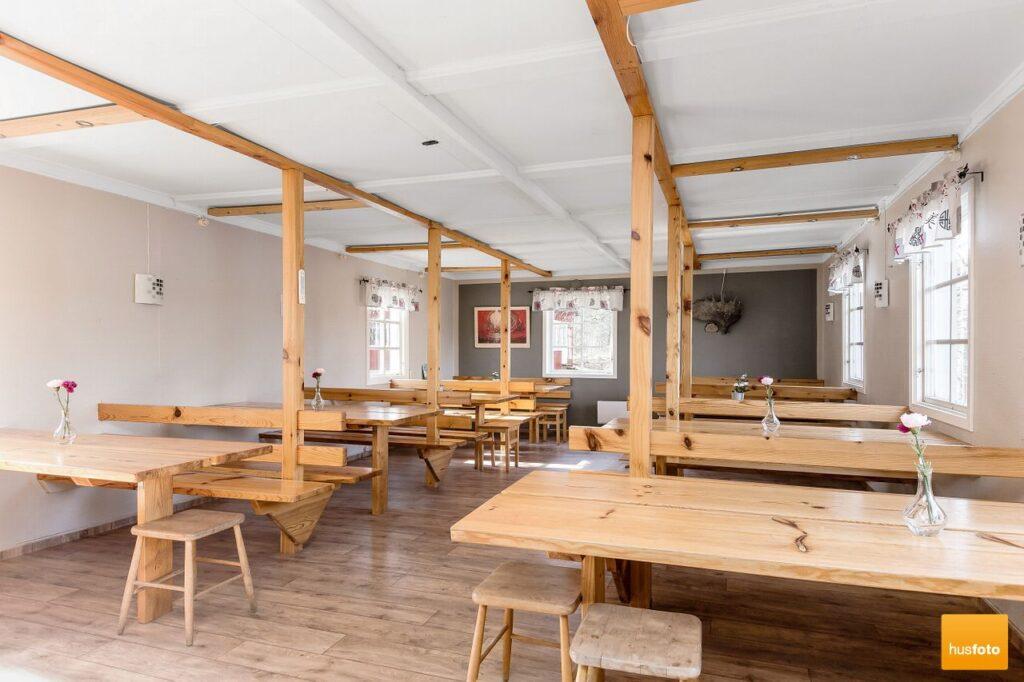 Matsalen i Västanbo