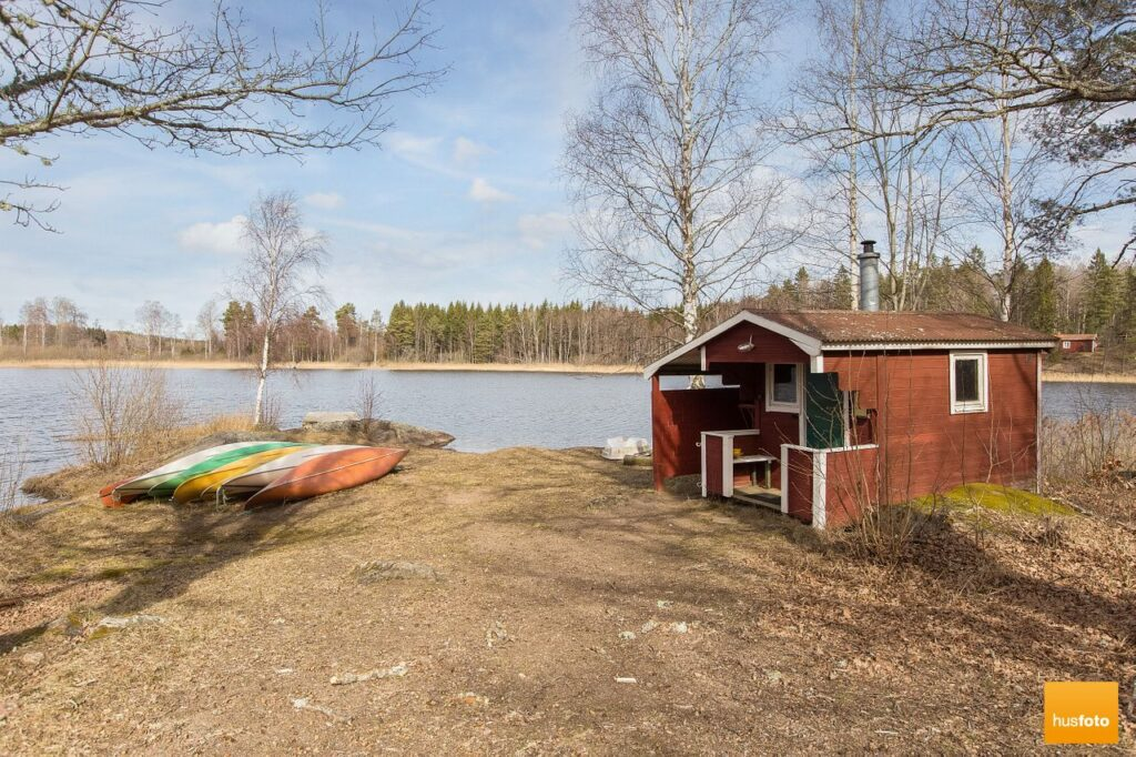Bastu och kanoter